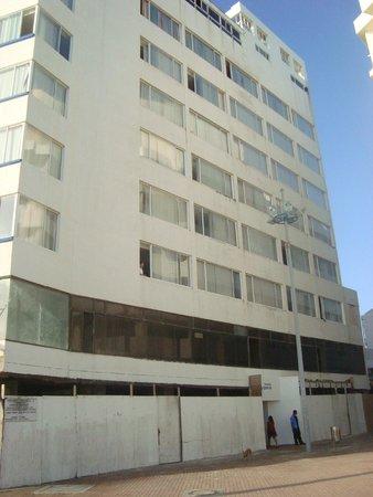 remodelacion del hotel calypso