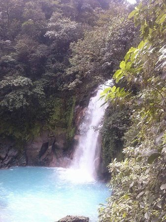 Rio Celeste : Simplemente hermosa