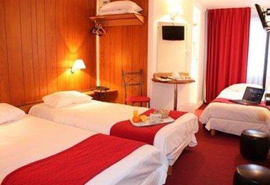 Inter-Hotel Ambacia: Triple Family