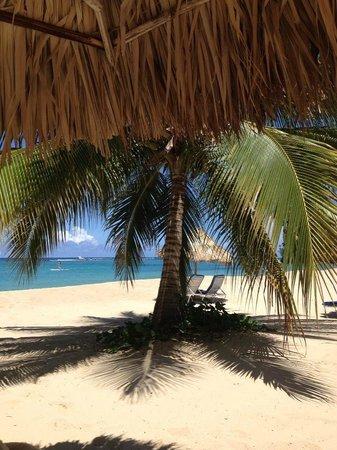 Jamaica Inn: still enjoying the beach
