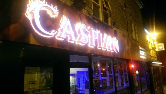 Caspian Charcoal Cuisine