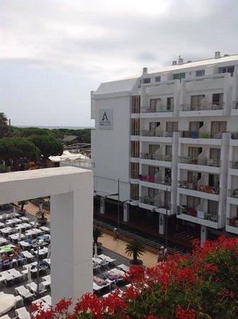 Aqua Hotel Aquamarina & Spa: hotel