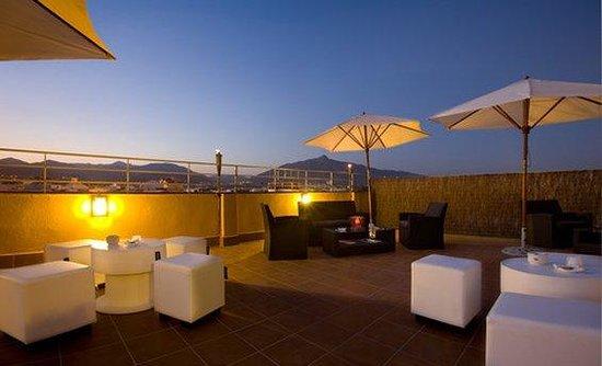 Hotel NH San Pedro de Alcántara : Terrace
