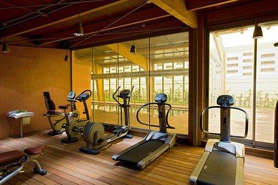 NH Madrid Las Tablas: Hotel Facilities