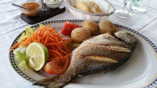 La Laja : Morro Jable Fisch