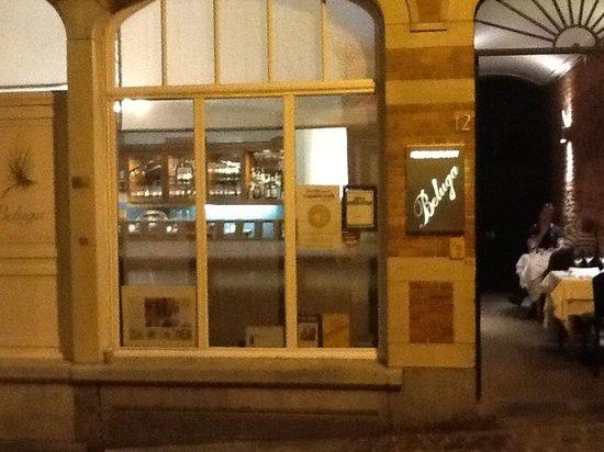 Restaurant Beluga : Front view