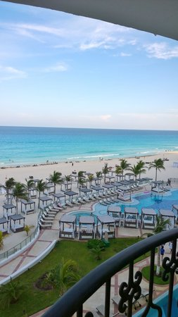 Hyatt Zilara Cancun : View from our Suite