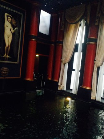 InterContinental Bordeaux Le Grand Hotel : Spa lea