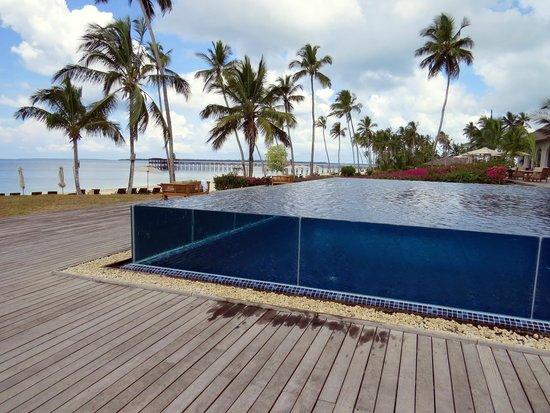 Kizimkazi, Τανζανία: La piscine