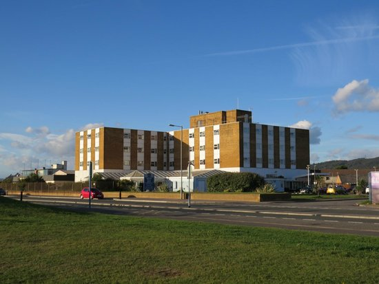 Best Western Aberavon Beach Hotel: Dated but nice inside