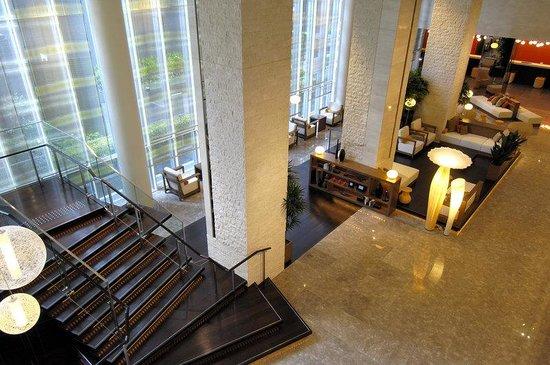 Hotel Sunroute Plaza Shinjuku: Lobby_01