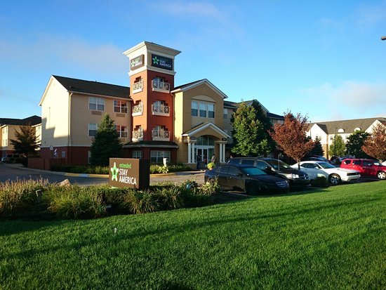 Extended Stay America - Detroit - Auburn Hills - Featherstone Rd.: Sunshine!