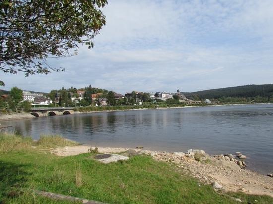 Lake Schluchsee: Cora R