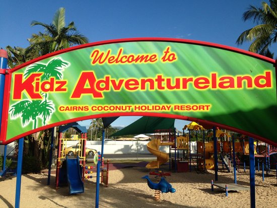 Cairns Coconut Holiday Resort: More fun times ahead....