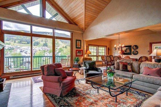 Borders Lodge Living Room