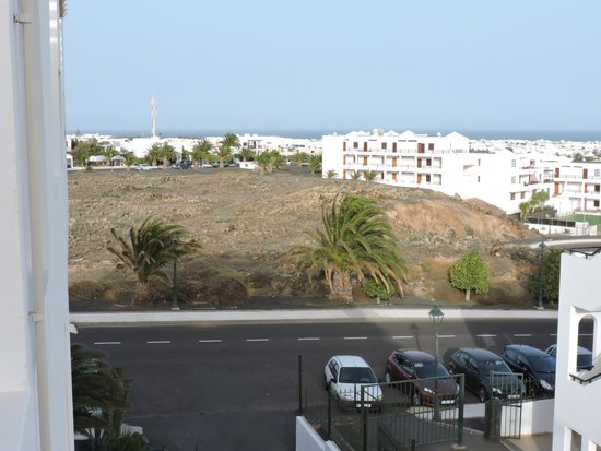 Aparthotel Lanzarote Paradise: vista de Costa Teguise