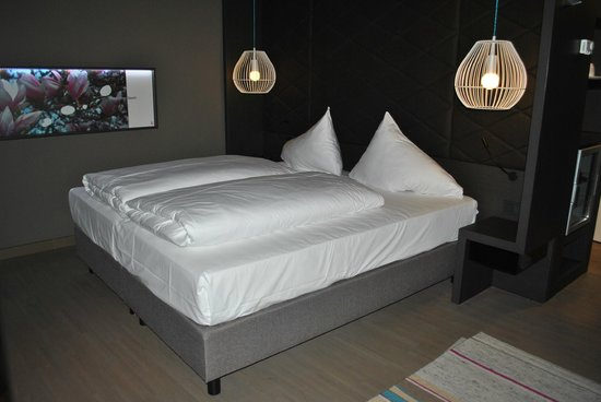 Adlers Hotel: zona dormitorio