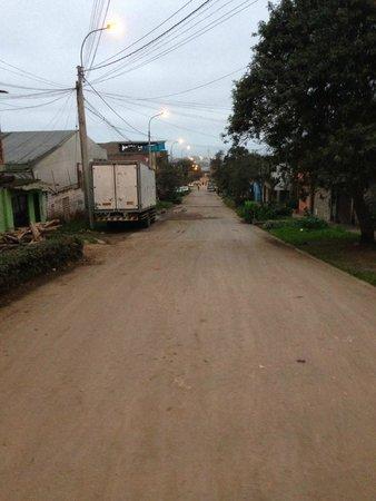CEPROF: strade nelle vicinanze