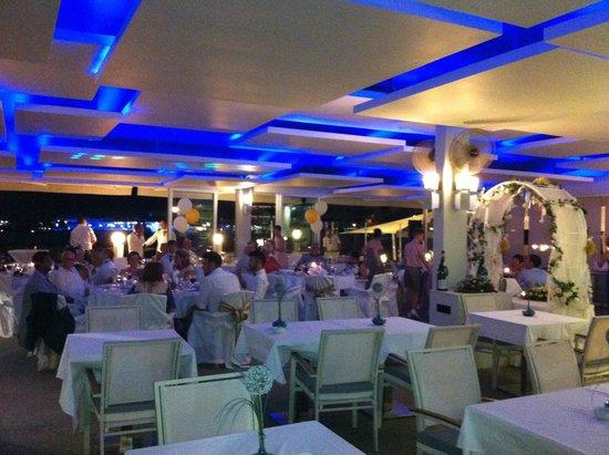 Pernera Beach Hotel: Reception @ Thalassa