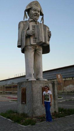 Caruaru, PE: Estátua de Luiz Gonzaga