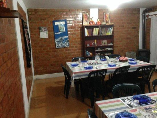 CEPROF: Sala da pranzo