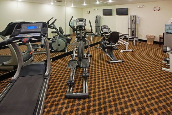 Best Western Palace Inn & Suites: Fitness Centre