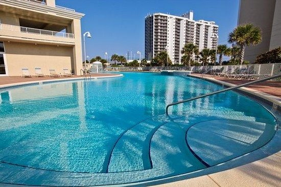Ariel Dunes at Seascape Resort: pool?