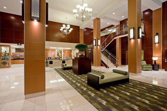 Staybridge Suites Las Vegas: Hotel Lobby