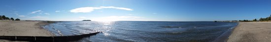Walnut Beach: Gorgeous view.