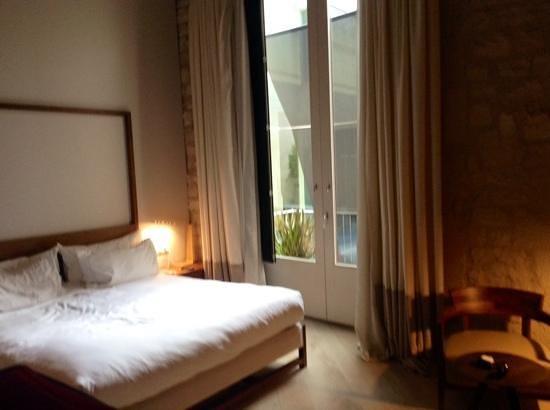 Mercer Hotel Barcelona : hotel room