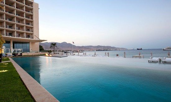 Kempinski Hotel Aqaba Red Sea: Pool