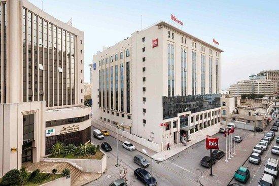 Ibis Tunis: Exterior