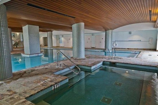بيتش كلوب ريزورت ريزيدانس آند سبا: pool