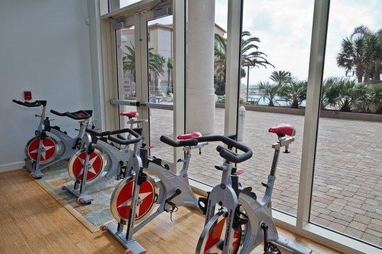 Beach Club Resort Residence and Spa: fitness