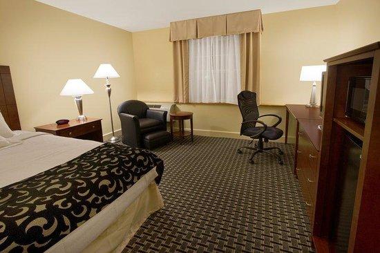 Best Western Plus Brunswick Bath: King Bedroom