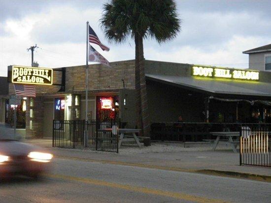Boot Hill Bar Daytona Beach Fl