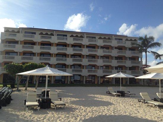 Bucuti & Tara Beach Resort Aruba: The Tara building