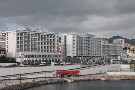 Hotel Marina Atlantico: Hotel Marina Atlântico