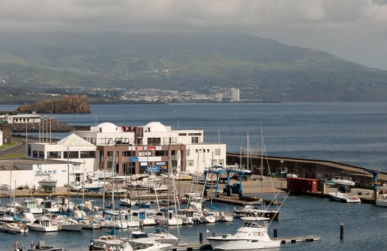Hotel Marina Atlantico: Vista para Nordeste