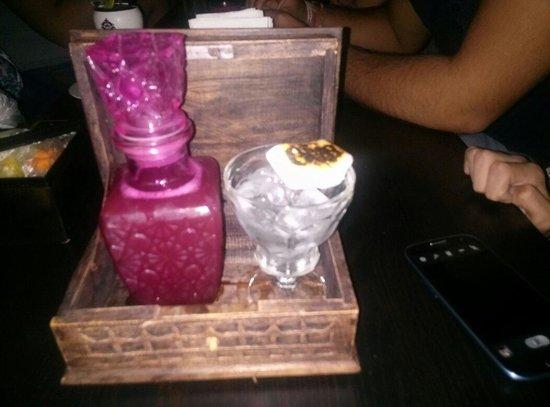Close: *_* alcolico alla fragola