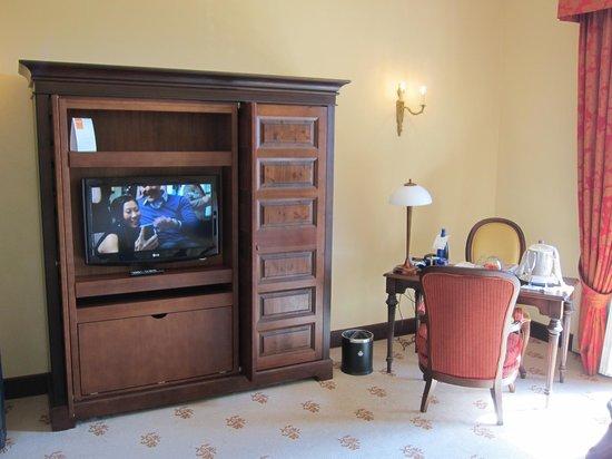 Castillo Hotel Son Vida, a Luxury Collection Hotel: Study Area