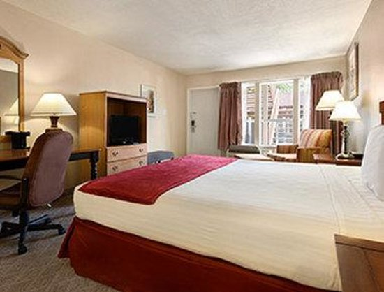 Inn at Rio Rancho & Event Center: Standard King Bed Guest Room