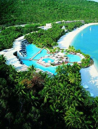 One&Only Hayman Island: Hayman - Resort Aerial