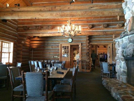 Blackwolf Run Restaurant: Restaurant