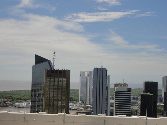 Catalinas Norte: Vista desde la Torre Pirelli