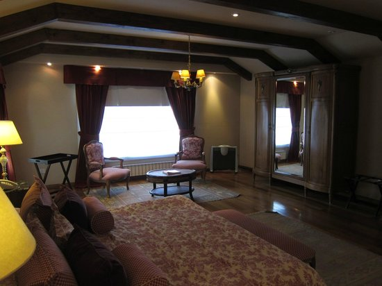 Los Sauces Casa Patagonica: Living area