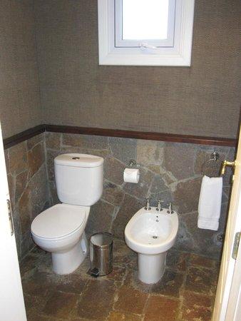 Los Sauces Casa Patagonica: Bathroom