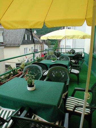 Hotel Jagerhof: Sonnenterrasse