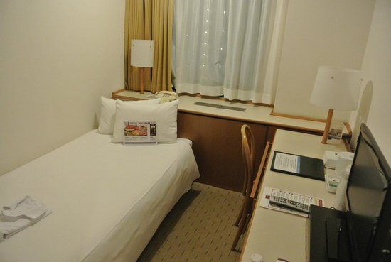 Mercure Hotel Narita: Single Room