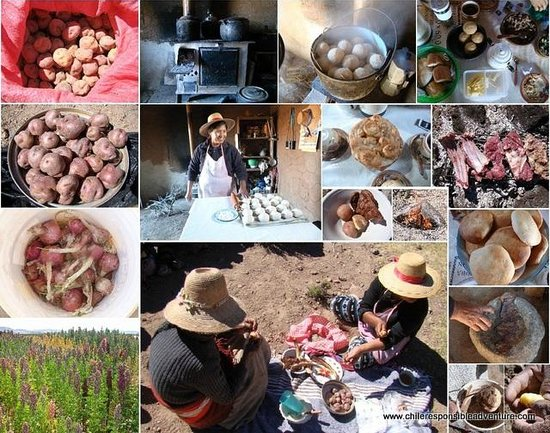 Mistico Outdoors : Enjoy the real and authentic recipes of the high Andes